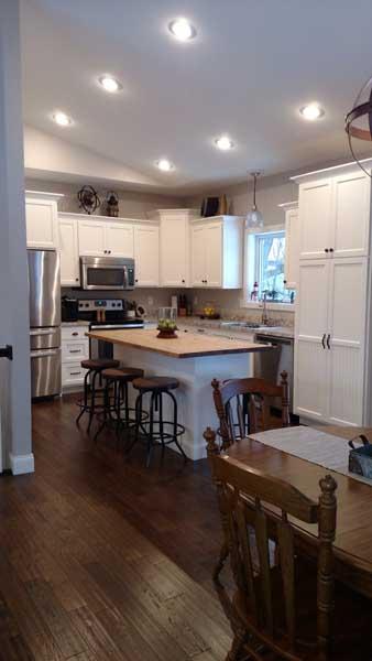 kitchen remodel by jbs builders