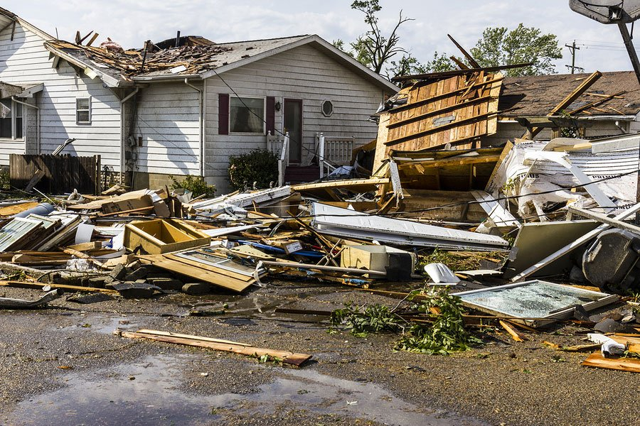 Damage Restoration for Houses Disaster Cleanup Richville