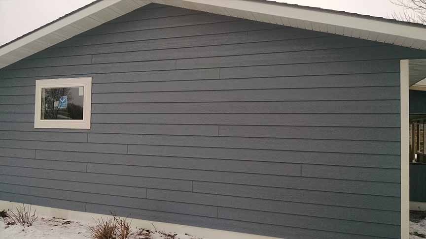 Lake Home Siding Windows - Snow Removal in Minnesota